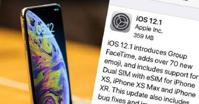 Update za iPhone, iOS 12.1 novine, ali i slabosti